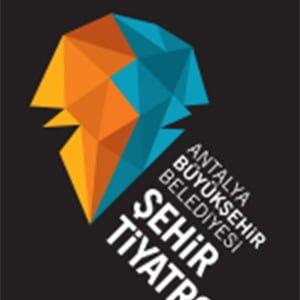 Antalya Şehir Tiyatroları Logo