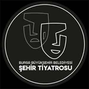 Bursa Şehir Tiyatrosu Logo