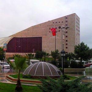 Atatürk Kültür Merkezi Zehra Yıldız Salonu
