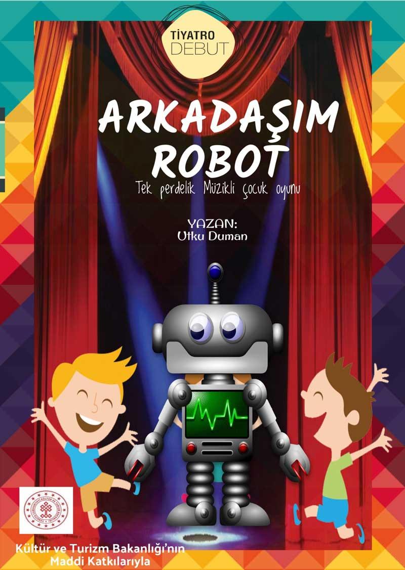 Arkadaşım-Robot
