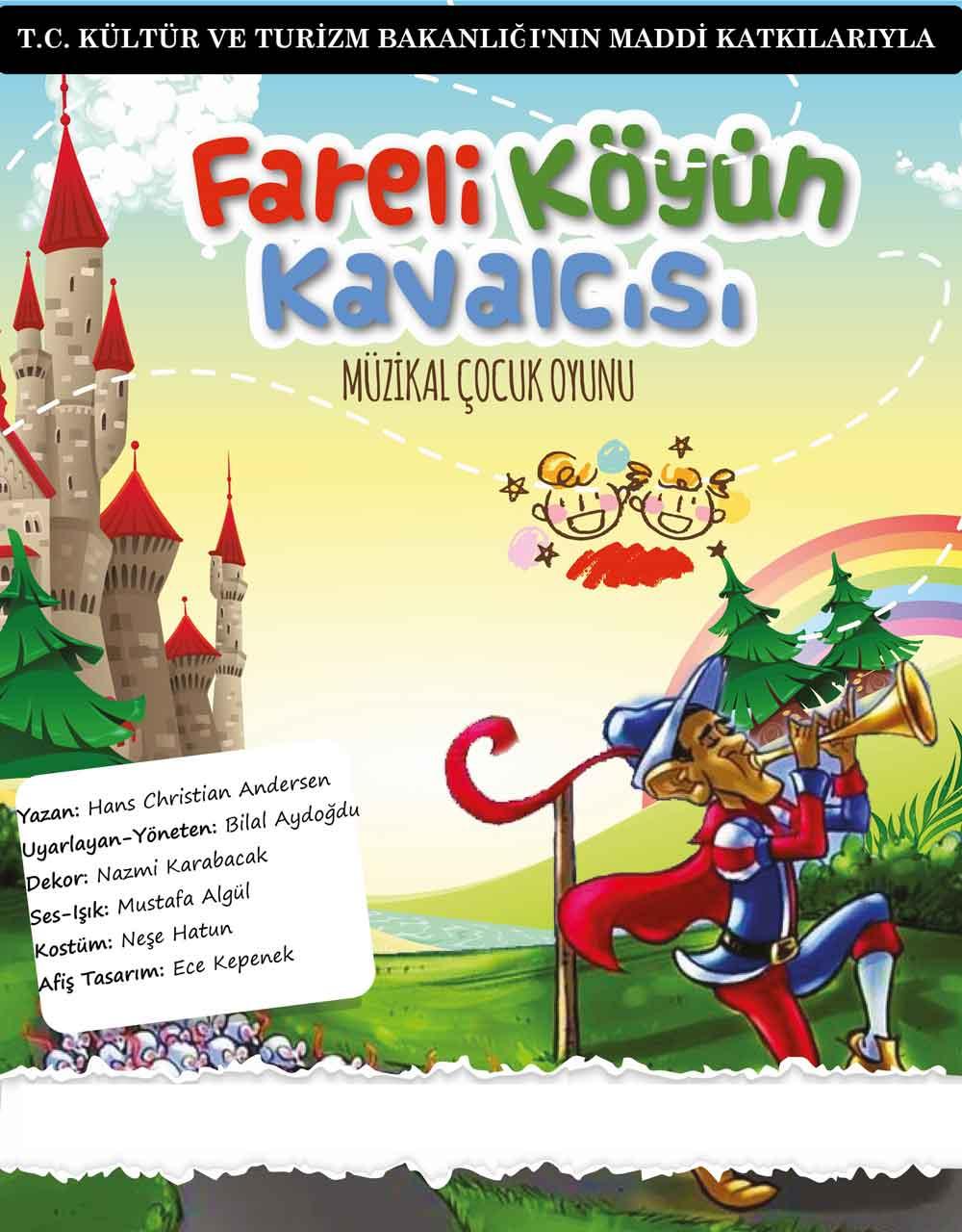Fareli-Köyün-Kavalcısı